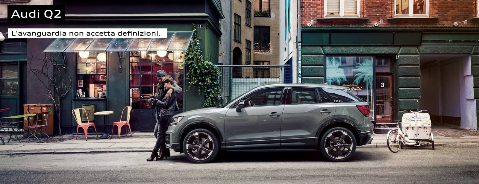 Audi Q2 - sezione generale